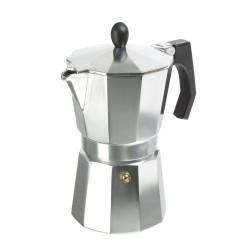 Cafetiere moka alu 12 tasses