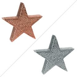 étoile décorative 20 cm (1...
