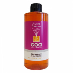 Recharge ambre safran 500 ml