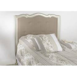 Tête de lit argent Murano...