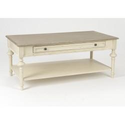 Table basse 1 tiroir Légende