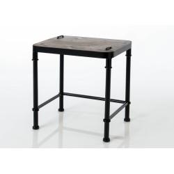 Table basse carrée Agrafe