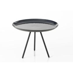 Table basse bleue 60 cm